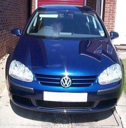 Stuart Dalby 2005 Volkswagen Golf Mk 5